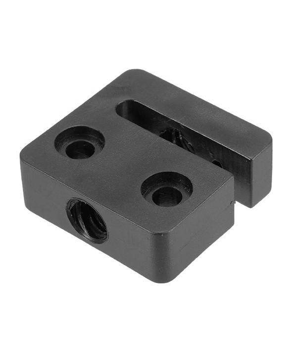 T8 2mm Lead 2mm Pitch T Thread Trapezoidal Screw Nut Seat