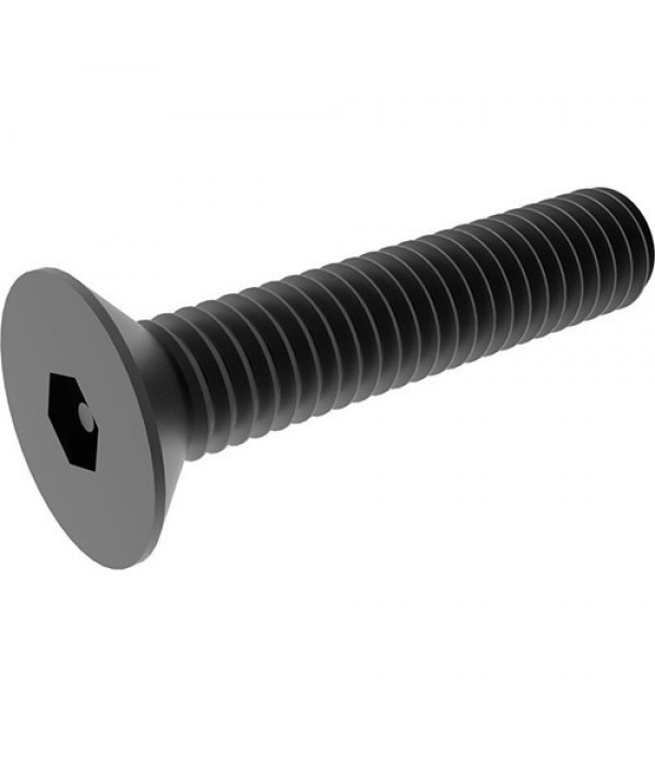 5M-- 20MM Flat Head Screw Low Profile Screw