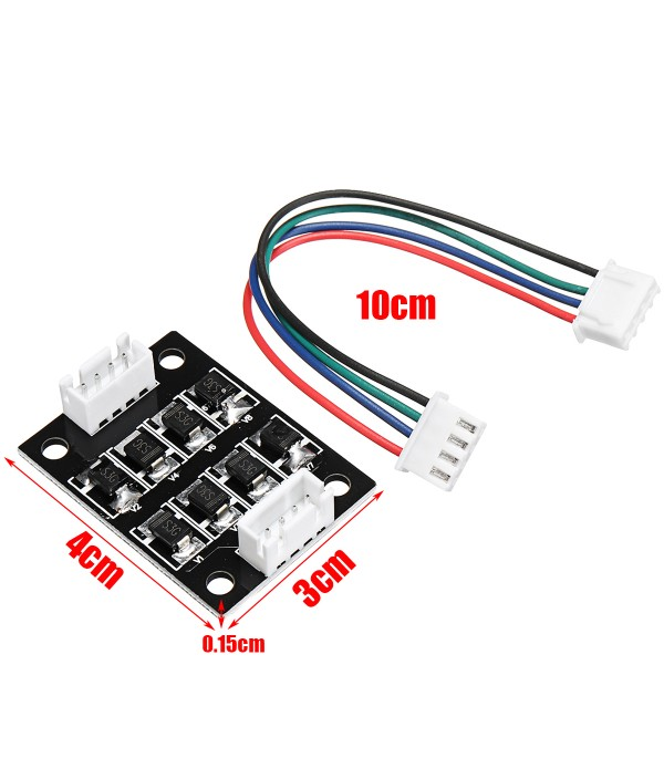 MKS-Smoother module for stepper driver motor