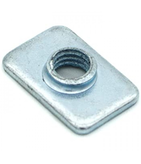 Square Nuts Flat M5 T Nut for 2020 Aluminum Extrusions