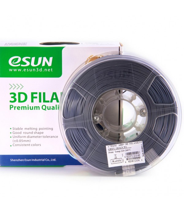 eSun ABS+ FILAMENT (GREY)
