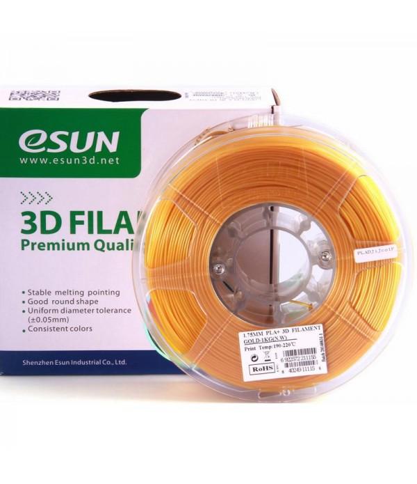 eSun ABS+ FILAMENT (GOLD)