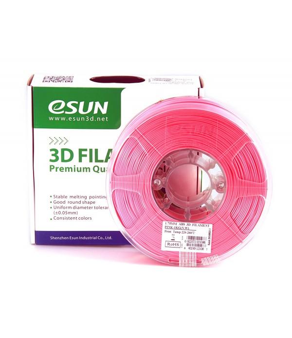 eSun ABS+ FILAMENT (PINK)