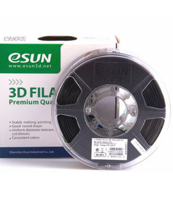 ESUN ABS FILAMENT (BLACK)