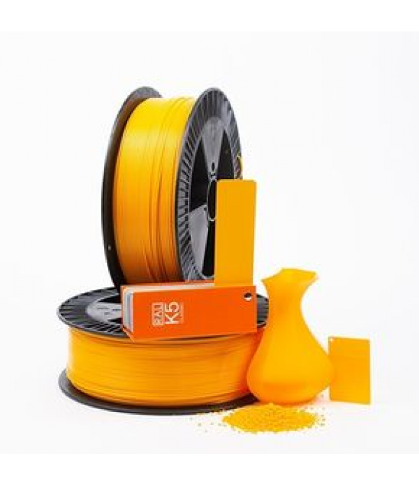 MAXWELL Yellow, Dark RAL 7406C PLA +