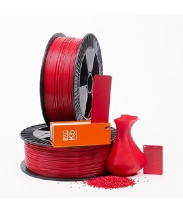 MAXWELL VERMILION RED PLA +