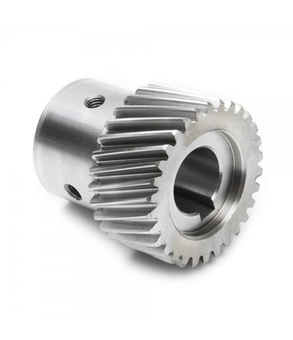 Helical Steel Pinion 32 T-M 1.25
