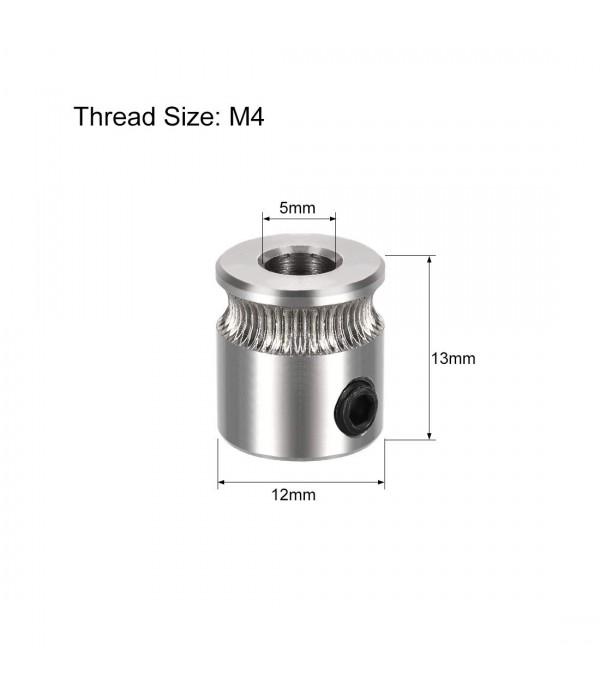 MK7 Extruder Driver Feeder Gear 40Teeth Bore 5mm-...