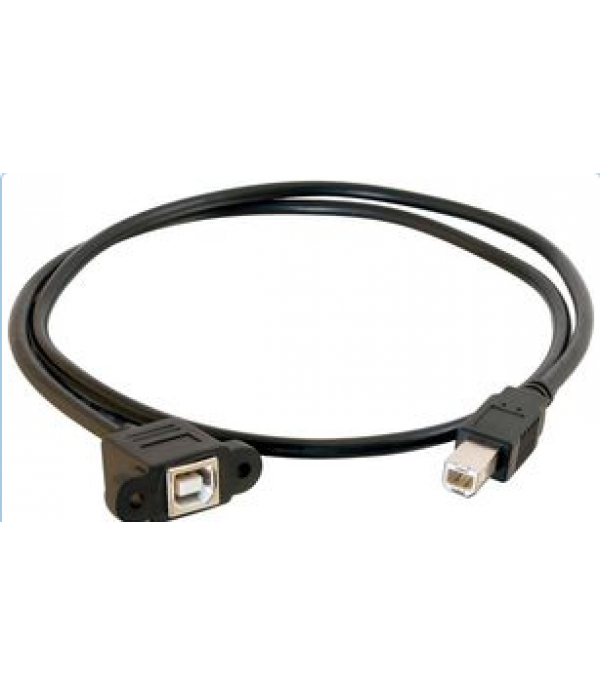 USB Print Cable USB B Male to B Female
